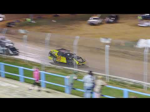 Sport mods feature race at Florence speedway 4/6/19