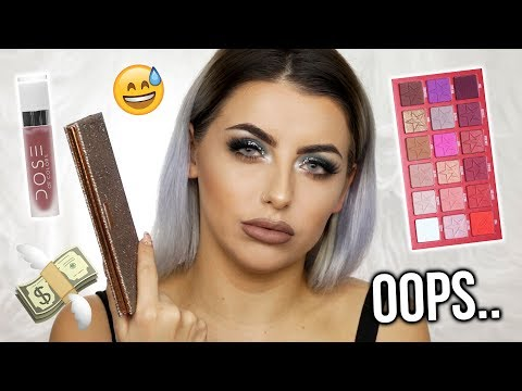 HUGE DISCOUNTED MAKEUP HAUL! FIRST IMPRESSIONS, SWATCHES + HOW TO SAVE MONEY ONLINE!
