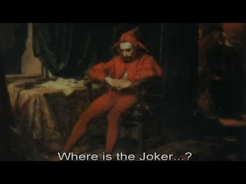 Where is the Joker? The Institution of the Fool, with Alan Watts