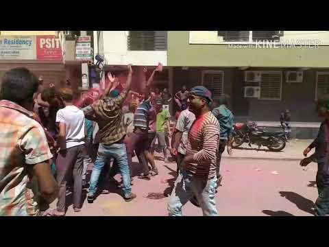 Devar Sala Aankh Mare Special Holi In Kota City