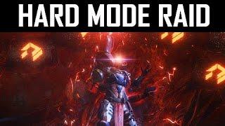 Destiny Wrath of the Machine Raid Hard Heroic Walkthrough - Rise of Iron with TheRadBrad