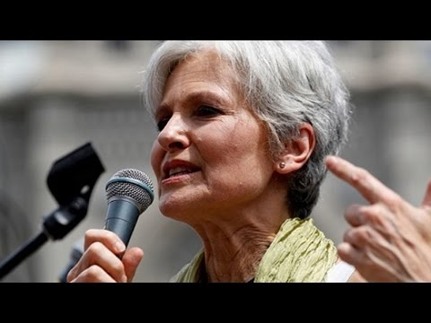 Jill Stein Has Chosen Her Running Mate