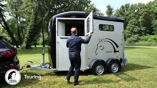 Van chevaux - Cheval Liberté