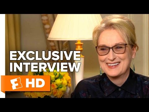 Meryl Streep & Hugh Grant Exclusive 'Florence Foster Jenkins' Interview (2016)