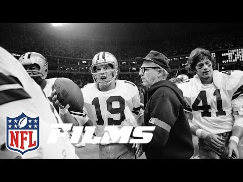 #1 Clint Longley Leads Cowboys Comeback vs. Redskins | Top 10 Thanksgiving Day Moments | NFL Films