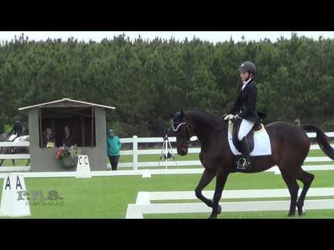 Audrey Green & Yoscha Bosche Holly Hill Horse Trials April 2017