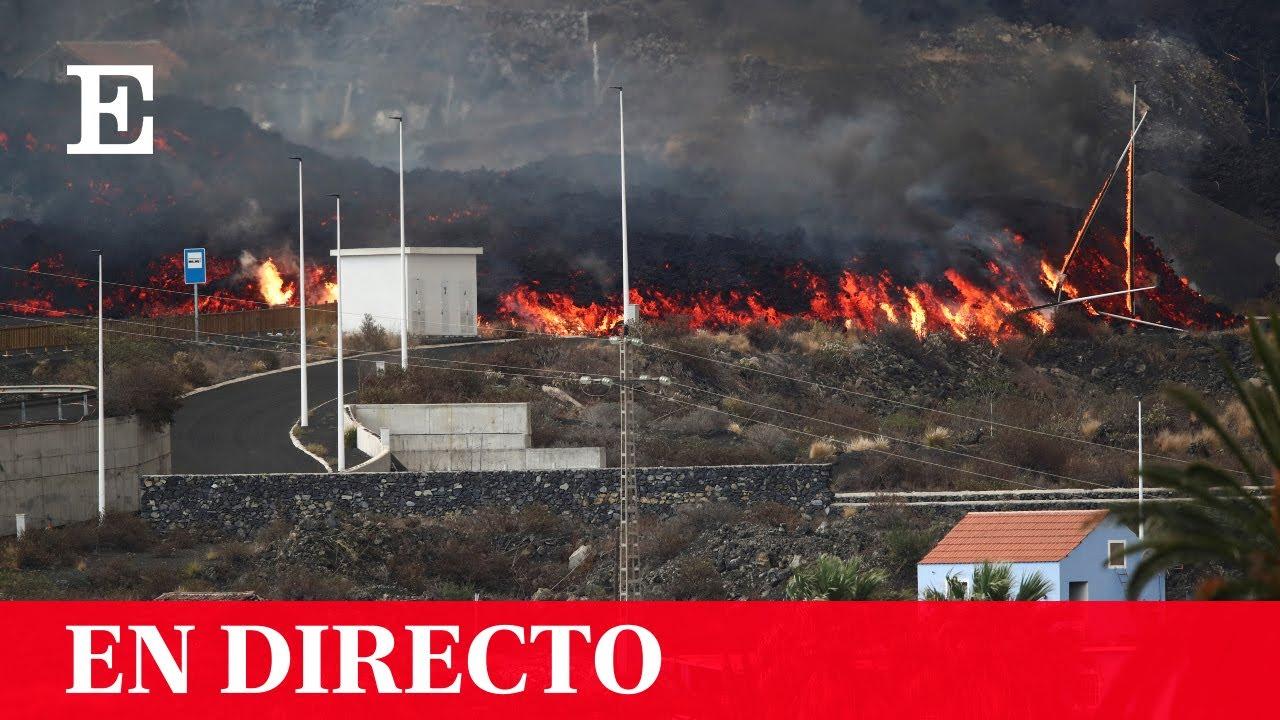 Download DIRECTO | Erupción del VOLCÁN de LA PALMA