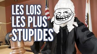Top 15 des lois les plus stupides dans le monde