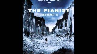 The Pianist Soundtrack - Ballade No.1 in G Minor (Op.23)