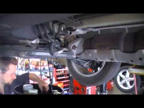 How To Change The Oil On A 2012 Kia Soul 2 0 Youtube