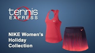 NIKE Womans Holiday Collection 2016 | Tennis Express