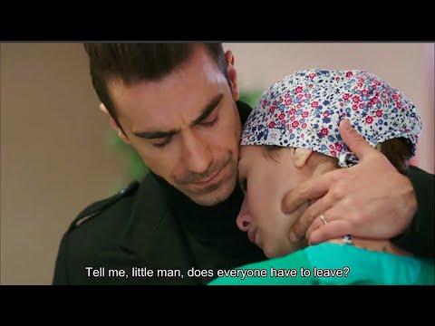 Asli's Brother Died (eng sub) | Emotional scene | Black White Love