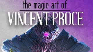 The Magic Art of Vincent Proce