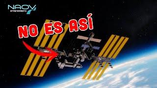 La Estación Espacial No Es lo que Tú Crees