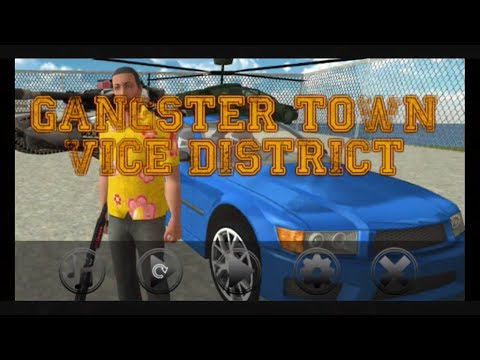 Gangster Town Vice District - Free GamePlay Android