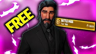 How to Get The REAPER SKIN For *FREE* in Fortnite! (JOHN WICK FORTNITE GLITCH)