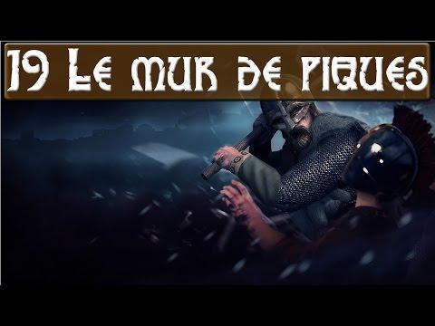 Attila : Total War : Les Danes : Le mur de piques !