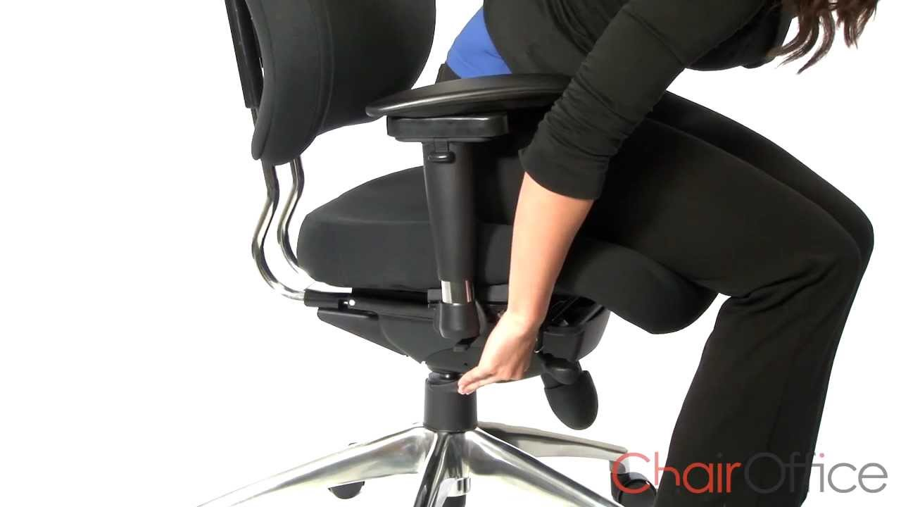 chiro plus chiropractor approved chair from chairoffice youtube