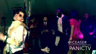 Meek Mill Nicki Minaj Dej Loaf Performs At Ciaa Charlotte Nc