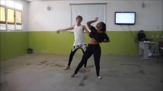 Arte no Polo Remanso - Lorena e Ramon - Dança - Categoria: Comunidade