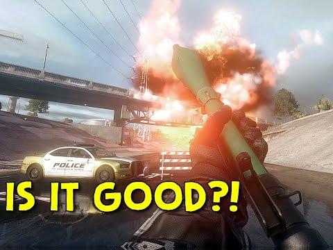 IS IT GOOD!?! - Battlefield Hardline
