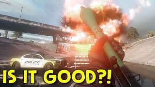 IS IT GOOD!?! - Battlefield Hardline