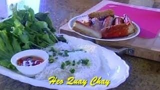 Heo Quay Chay - Xuân Hồng (Lửa Hồng Cooking Show)