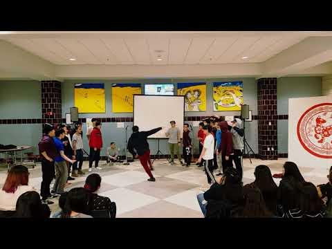 BLS BBOYs vs Fenway Breakers | Tet Festival 2018
