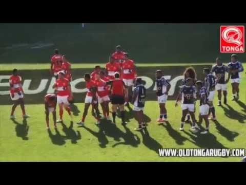 2014 KQPR Grand Final: Queensland Samoa vs Queensland Tonga (First Half)