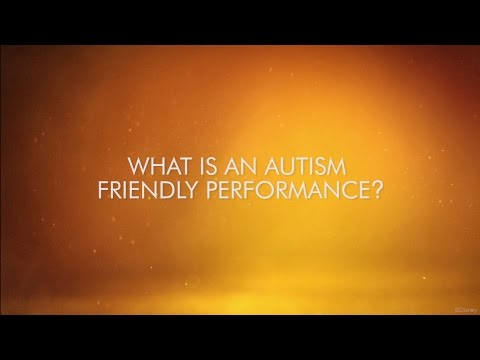 Autism Friendly Performance Of Disneys >> The Lion King Musical What Is An Autism Friendly