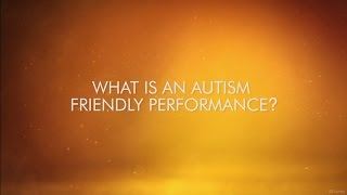 THE LION KING MUSICAL | What is an Autism-friendly Performance? | Official Disney UK