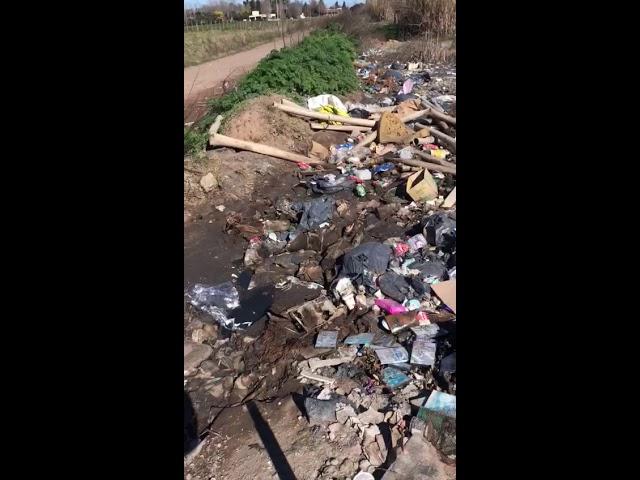 Grave denuncia contra ABSA. A través de un video, transmitimos la denuncia de un vecino.