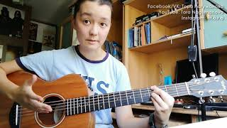 Видео-урок на песню ''Куа Бол'' Н. Тлендиев