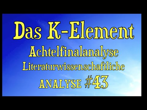 Das K-Element VS. Gary Washington 1/8 Finale JBB 2014 - Literaturwissenschaftliche Analyse #43