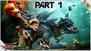 Monster Hunter Generations Gameplay E1  - Preparing For Monster Hunter Generation Ultimate!