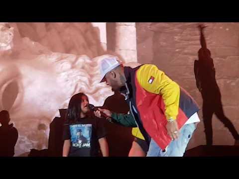 Nicky Jam Live in Concert Madrid May 2018 'Si Tú la Ves'