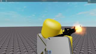 ROBLOX FE gun test (NOT FINISHED YET)