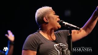 Maranda Curtis in Worship at