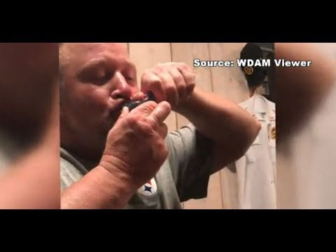 Video allegedly shows Mississippi police chief smoking marijuana