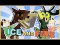 Pixies, Gorgons and Hippogryphs! • Ice and Fire Mod Update! • Minecraft Mod Showcase