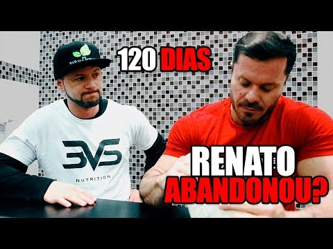 120 DIAS ANDER | RENATO VAI SAIR ?