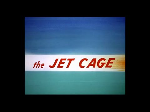Looney Tunes Redo - The Jet Cage (1962) Restored Opening Title & Closing