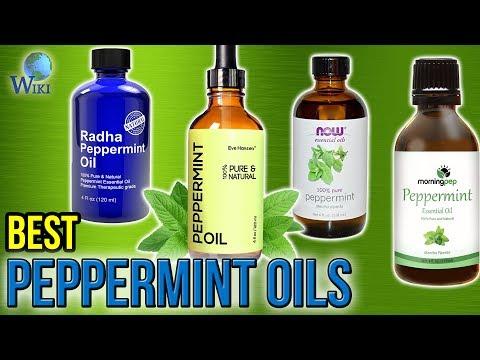 10 Best Peppermint Oils 2017