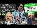 HOW TO BECOME A MILLIONAIRE!