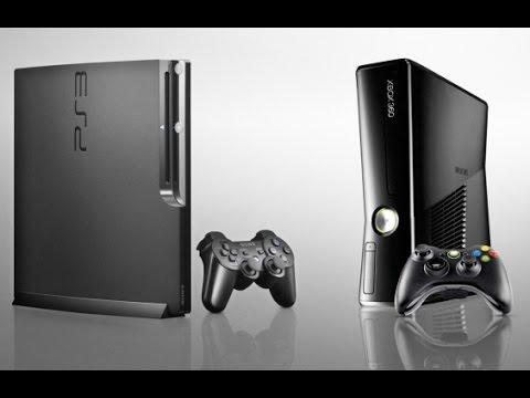 Что выбрать XBOX 360 или PS3