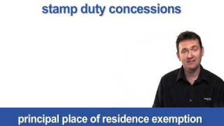 Gambar cover Property Stamp Duty Concessions & PPR Victoria