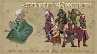 Adventures in Middle Earth | S1E1 | Eaves of Mirkwood