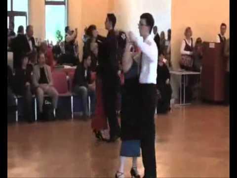 Verschiedene Tänze