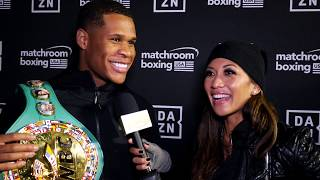 Devin Haney: I'm showing the world why I'M the WBC CHAMPION and why THEY DID NOT want to FIGHT ME