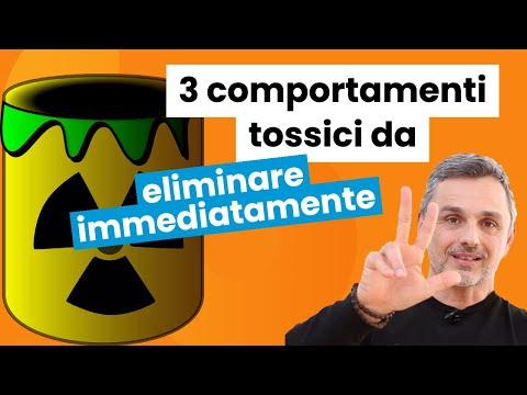 3 comportamenti tossici da eliminare immediatamente | Filippo Ongaro